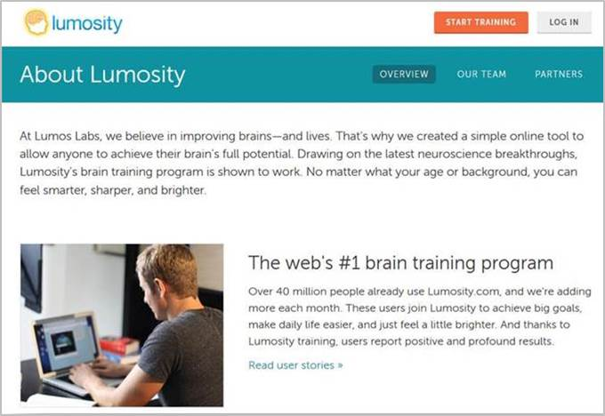 luminosity deceptive advertising case